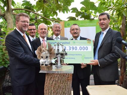 Bayerisches Staatsministerium für Umwelt und Gesundheit